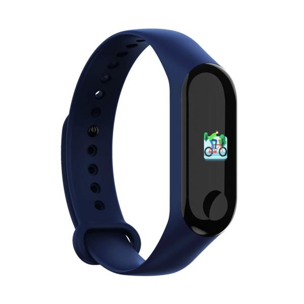 Brigmton bsport-b2 azul pulsera de actividad con pantalla ips color táctil ip67 bluetooth