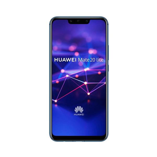 Huawei mate 20 lite azul móvil 4g dual sim 6.3'' ips fhd+/8core/64gb/4gb ram/20mp+2mp/24mp+2mp