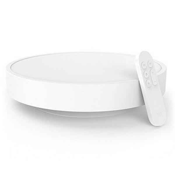 Xiaomi mi smart led ceiling light blanco lámpara de techo led 28w 2700k-6500k 320mm wifi bluetooth con control remoto