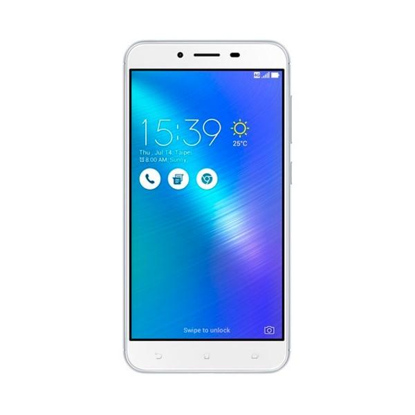 Asus zenfone 3 max plata glacial móvil 4g dual sim 5.5'' ips fhd/8core/32gb/3gb/16mp/8mp