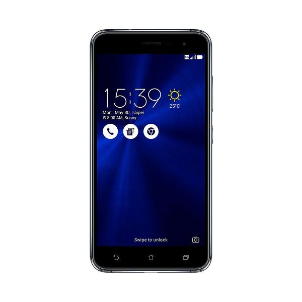 Asus zenfone 3 negro zafiro móvil 4g dual sim 5.2'' ips fhd/8core/64gb/4gb/16mp/8mp