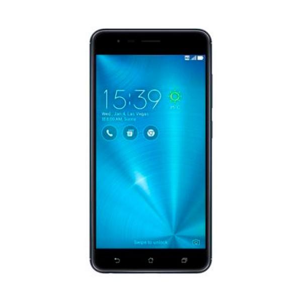 Asus zenfone zoom s negro marino móvil 4g dual sim 5.5'' amoled fhd/8core/64gb/4gb/12mp+12mp/13mp