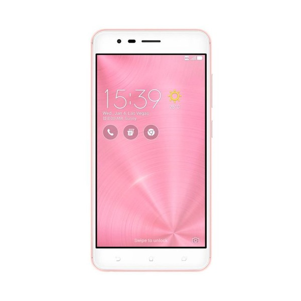 Asus zenfone zoom s rosa oro móvil 4g dual sim 5.5'' amoled fhd/8core/64gb/4gb/12mp+12mp/13mp