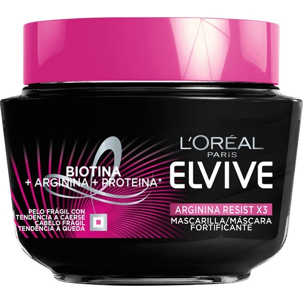 L´ Oreal Elvive mascarilla Arginina Resist 300 ml