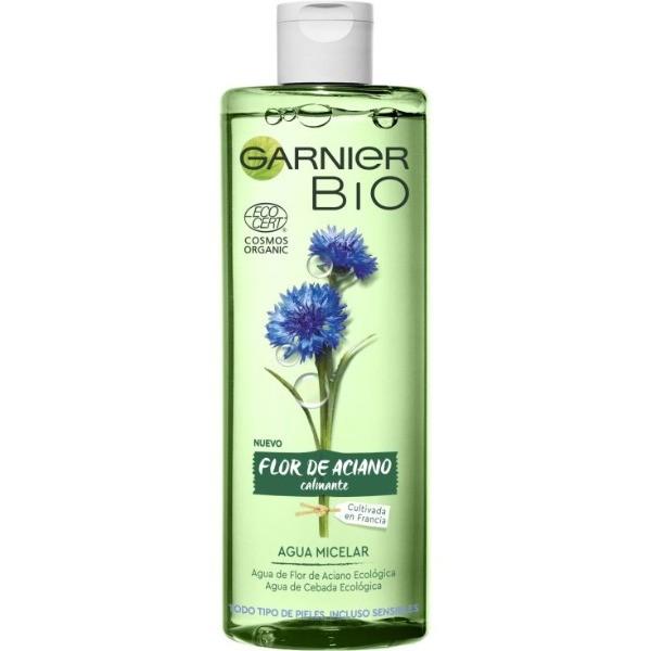 Garnier Bio Agua Micelar Flor de Aciano 400 ml