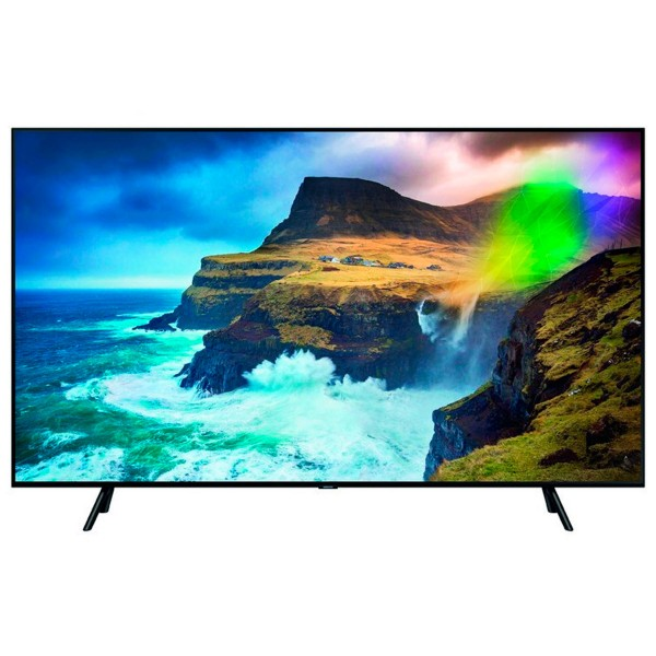 Samsung qe65q70ratxxc televisor 65'' qled 4k 2019 direct full array smart tv wifi bluetooth ambient mode