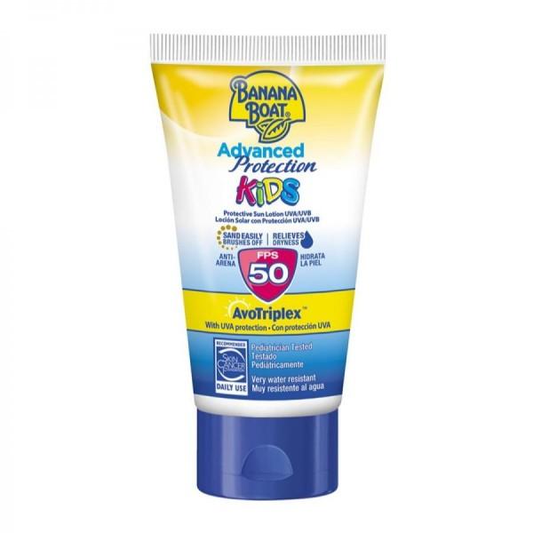 Hawaiian tropic kids sun lotion advanced protection spf50 60ml