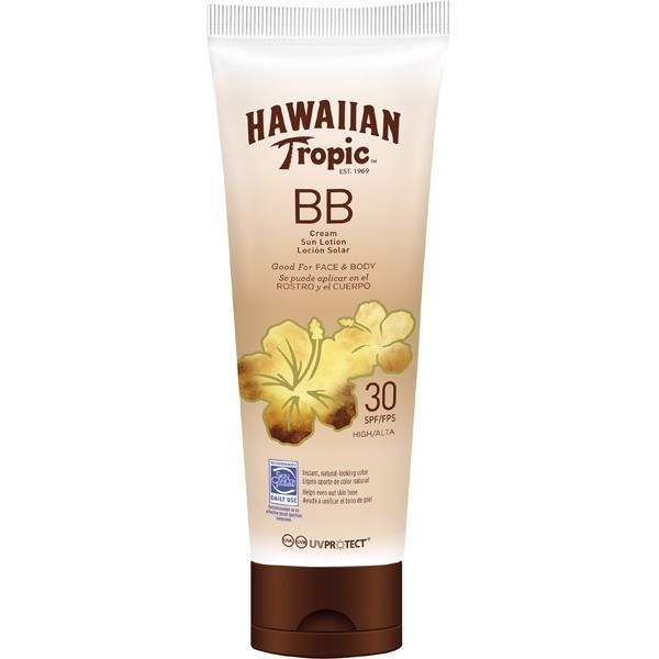 Hawaiian tropic bb cream sun lotion spf30 150ml