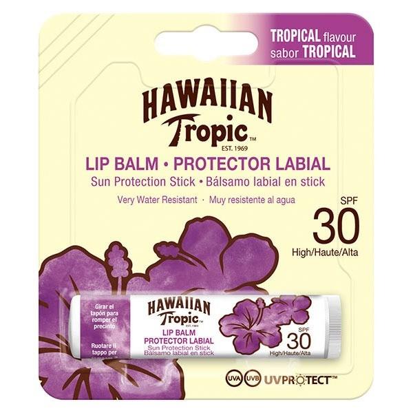 Hawaiian tropic stick balsamo labial spf30 4ml