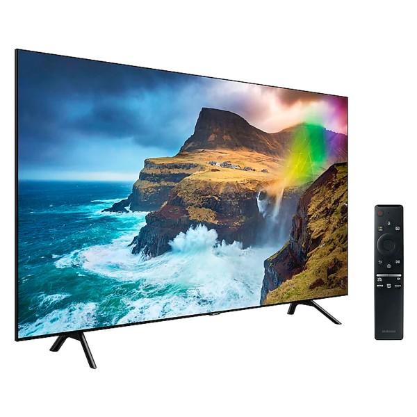 Samsung qe55q70ratxxc televisor 55'' qled 4k 2019 direct full array smart tv wifi bluetooth ambient mode