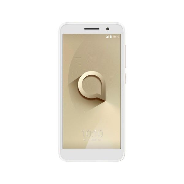 Alcatel 1 oro metálico móvil 4g dual sim 5.0'' fwvga+/4core/8gb/1gb ram/8mp/5mp