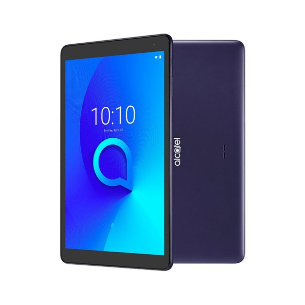 Alcatel 1t 10 wifi tablet negro azulado 10.1'' ips hd/4core/16gb/1gb ram/5mp/2mp