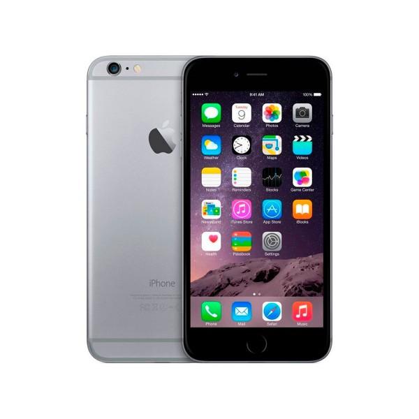 Apple iphone 6 16gb gris espacial reacondicionado cpo móvil 4g 4.7'' retina hd/2core/16gb/1gb ram/8mp/1.2mp