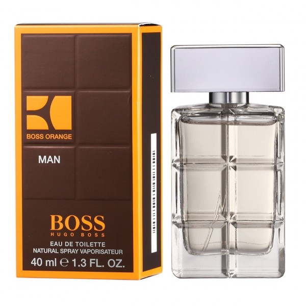 Hugo boss orange men eau de toilette 40ml vaporizador