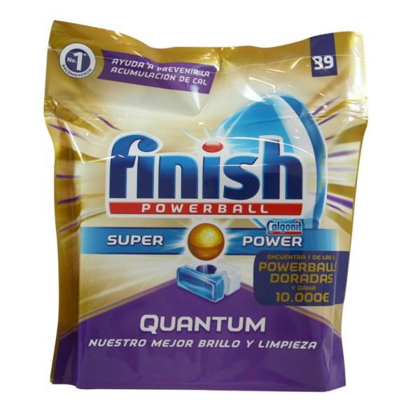 Finish powerball quantum 39 pastillas