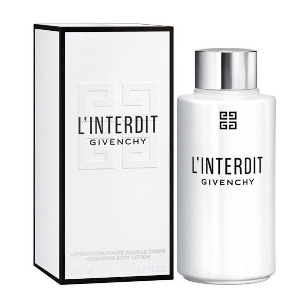 Givenchy l'interdit crema corporal 200ml