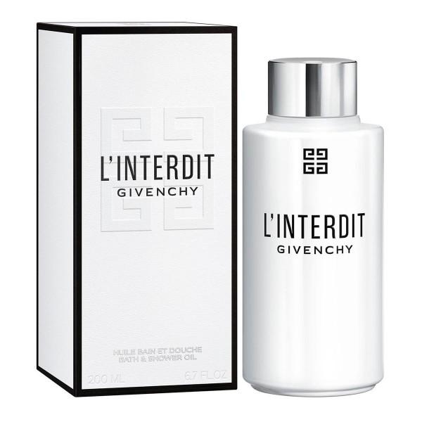 Givenchy l'interdit aceite 200ml
