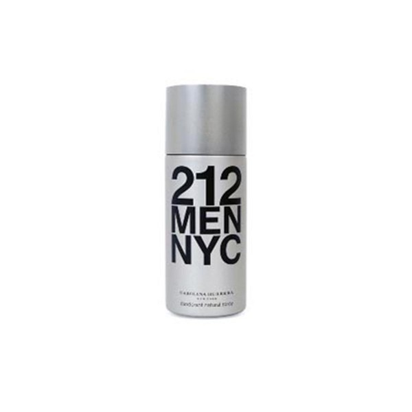 Carolina herrera 212 desodorante 150ml vaporizador