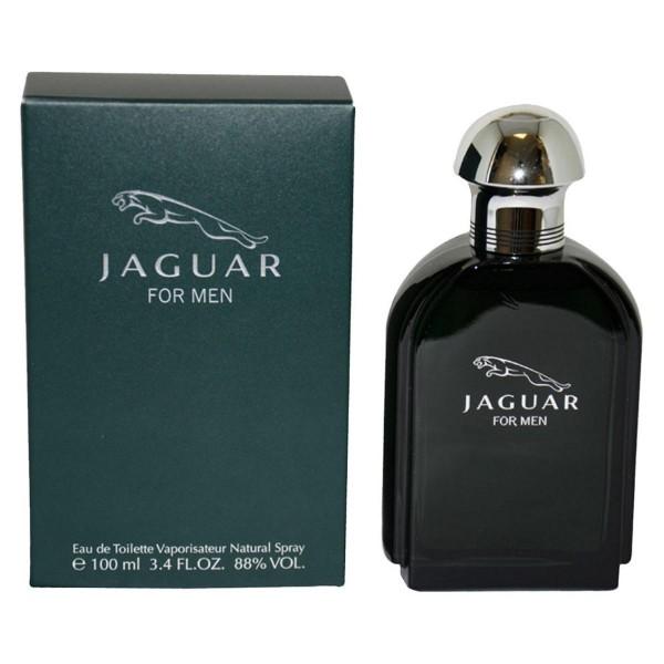 Jaguar for men eau de toilette 100ml vaporizador