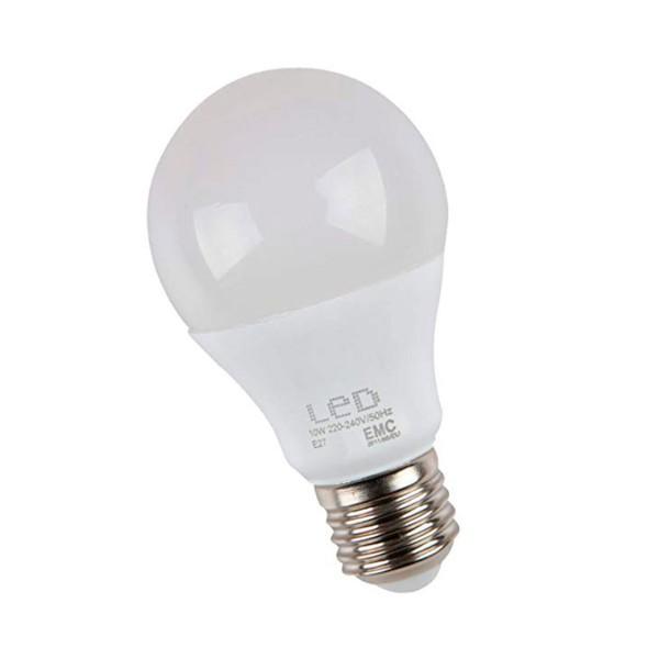 Sunmatic a60 bombilla led casquillo e27 10w 810 lumenes luz fria 6500k