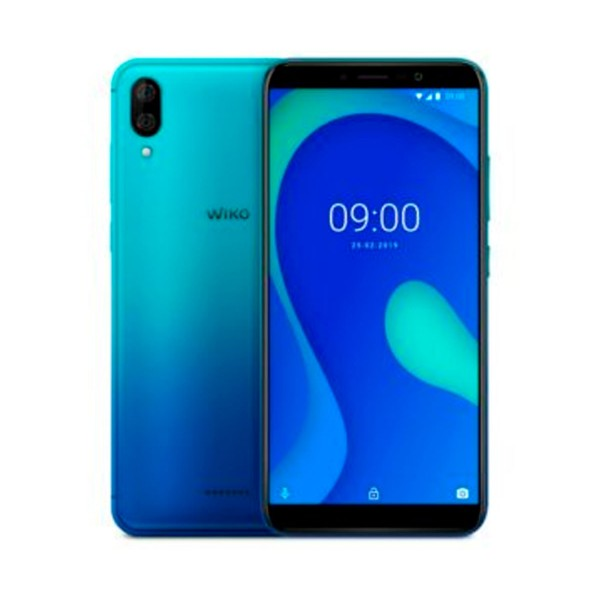 Wiko y80 azul móvil 4g dual sim 5.99'' tft hd+/8core/32gb/2gb ram/13+2mp/5mp