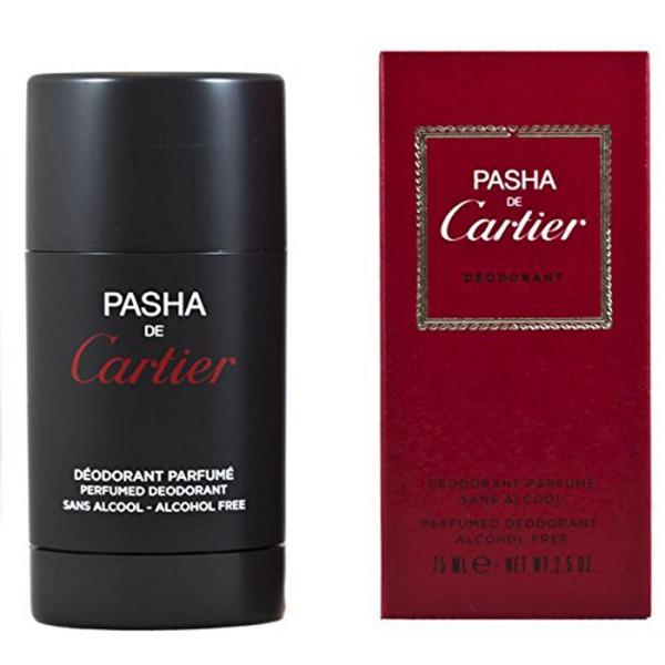 Cartier pasha desodorante stick sin alcohol 75ml vaporizador