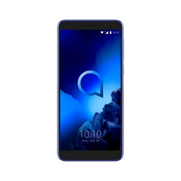 Alcatel 1s azul metálico móvil 4g dual sim 5.5'' hd+/8core/32gb/3gb ram/13+2mp/5mp