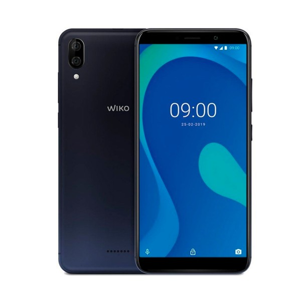 Wiko y80 azul océano móvil 4g dual sim 5.99'' tft hd+/8core/16gb/2gb ram/13+2mp/5mp