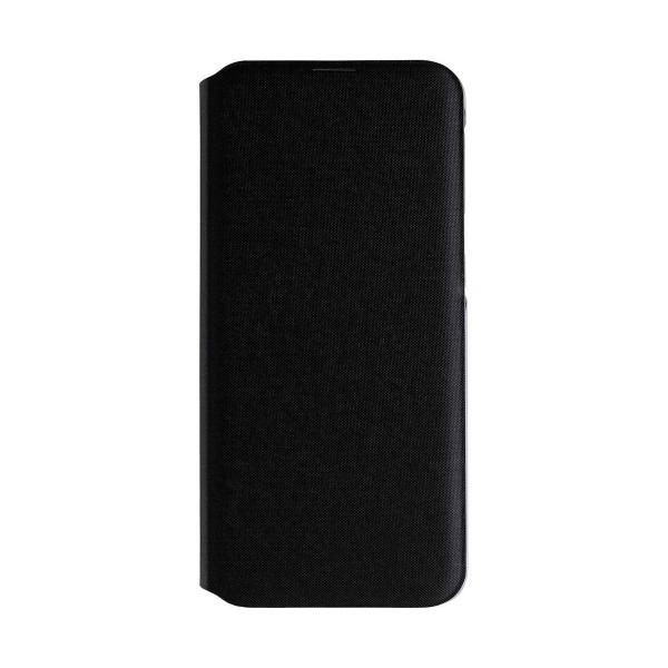 Samsung ef-wa202pbegww carcasa galaxy a20e wallet cover negro