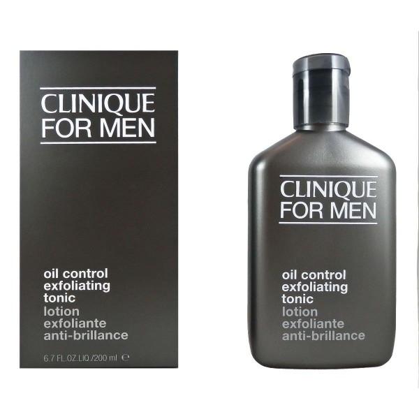 Clinique men oil control exfoliating lotion 200ml