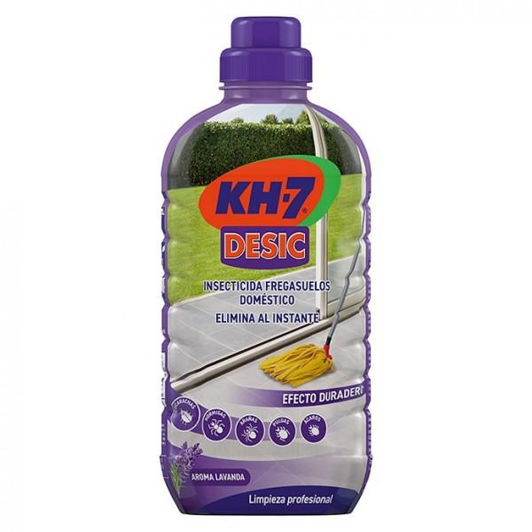 Kh-7 fregasuelos con insecticida aroma lavanda 750ml.