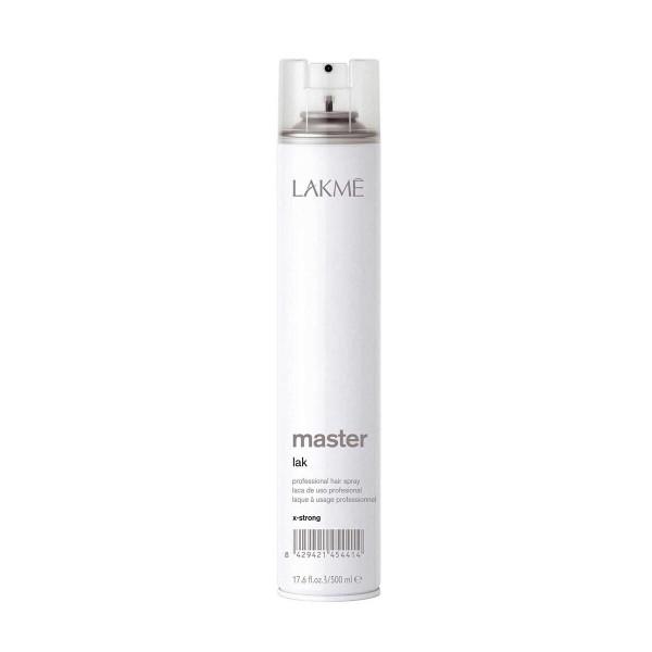 Lakme master lak laca x-strong 500ml vaporizador