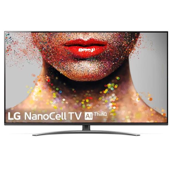 Lg 55sm8200 televisor 55'' nanocell ips uhd 4k hdr thinq smart tv con ia wifi bluetooth sonido dolby dts virtual:x